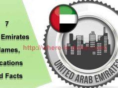 Seven Emirates 7 UAE Emirates