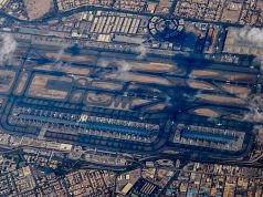 Dubai International Airport (DXB) overview