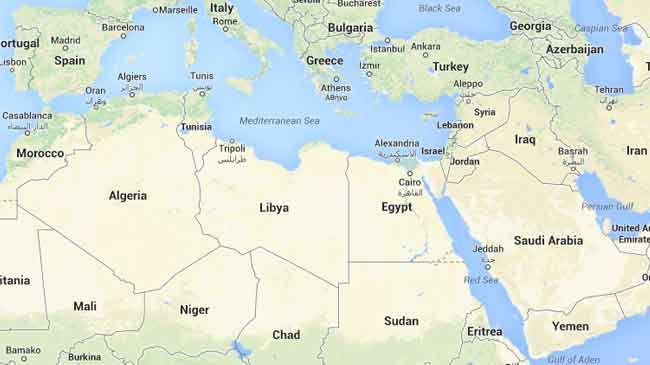Arab world geography and arab countries arab world map gumiabroncs