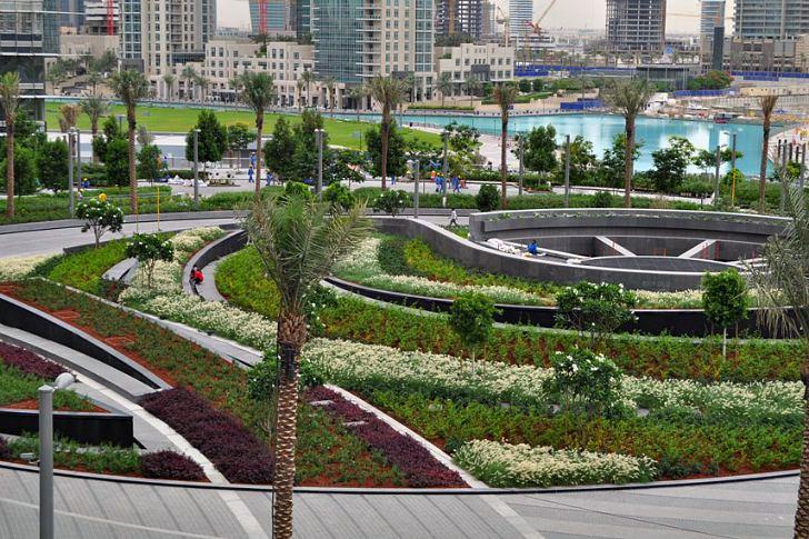Dubai towers get to know burj al arab burj khalifa for Home garden design dubai