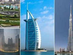 Dubai Towers - Get to know Burj Al Arab and Burj Khalifa