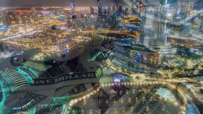 enjoy Dubai on a low budget